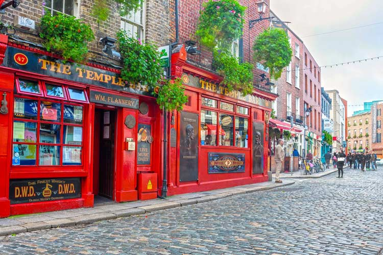 Temple Bar & Pub Pass for my Dublin Hen Party | Maximise Hen Weekends