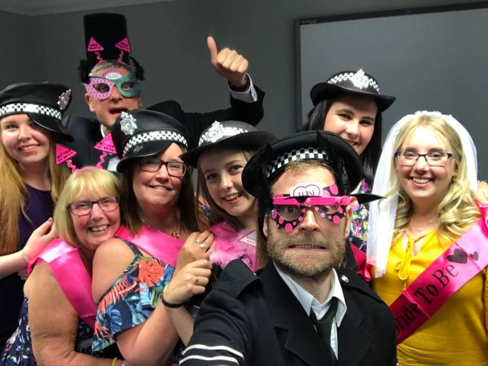 Comedy Murder Mystery for my Liverpool Hen Do | Maximise Hen Party