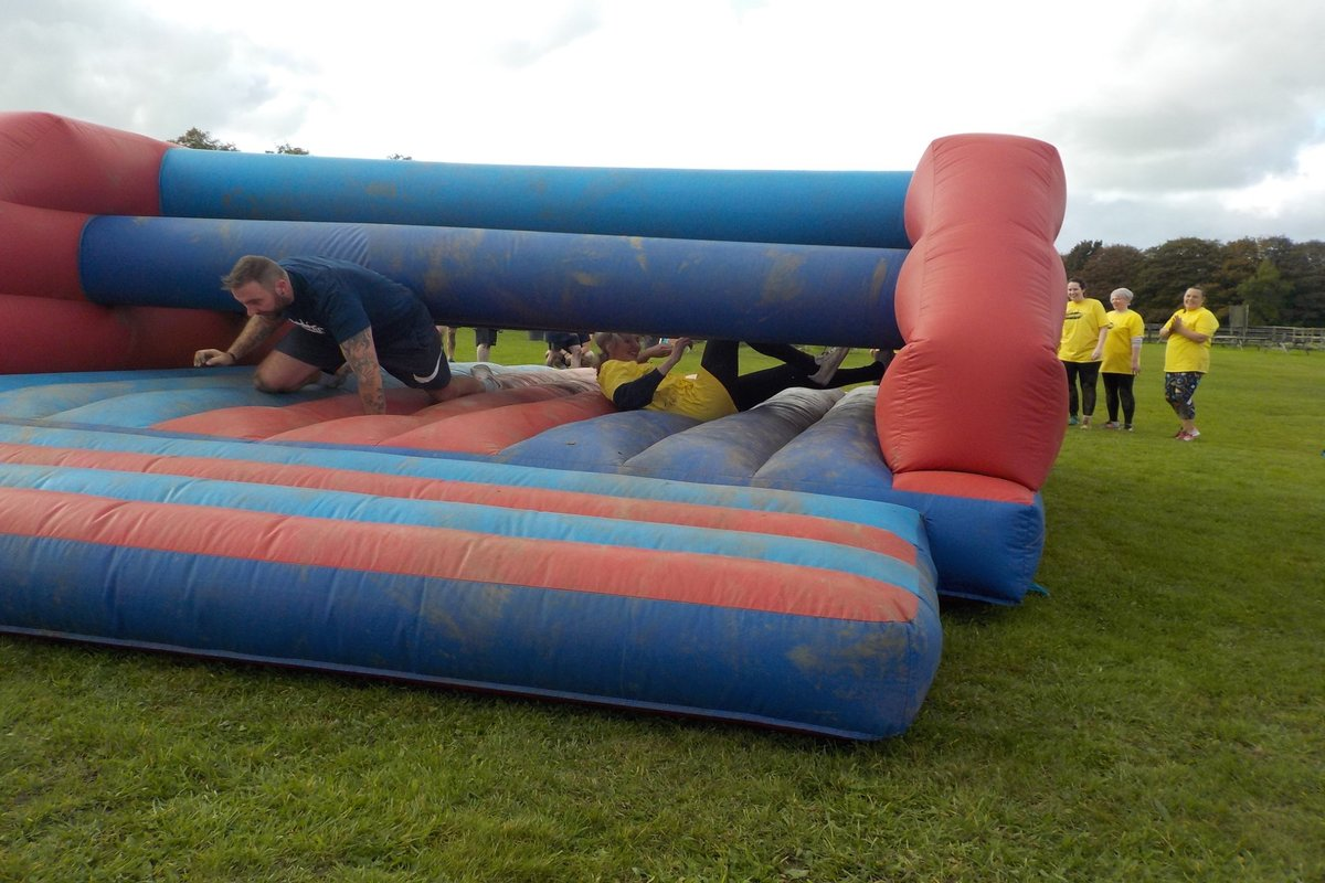 Its a Knockout Hen Party Bournemouth for your maximise hen party