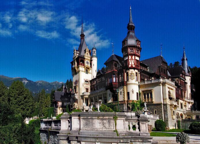 Peles Royal Schloss für meinen JGA in Bucarest | Junggesellenabschied