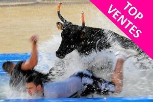 Toro piscine  pour mon EVG à Montpellier | Enterrement de vie de garçon | idée enterrement de vie de garçon | activité enterrement de vie de garçon | idée evg | activité evg
