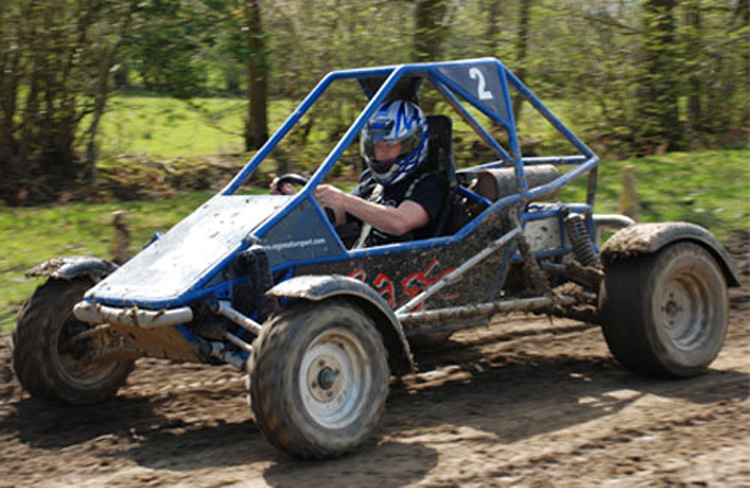 Off-Road Buggies for my Brighton Hen Party | Maximise Hen Weekends