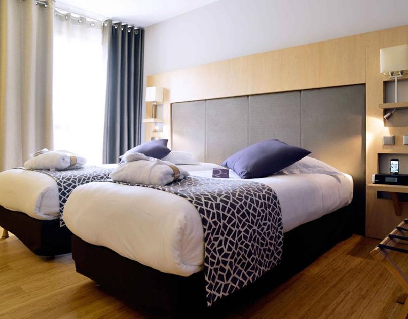 Hotel 4* à Montpellier