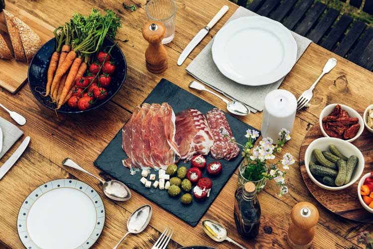 Spanish Dinner for my Séville Hen Party | Maximise Hen Weekends
