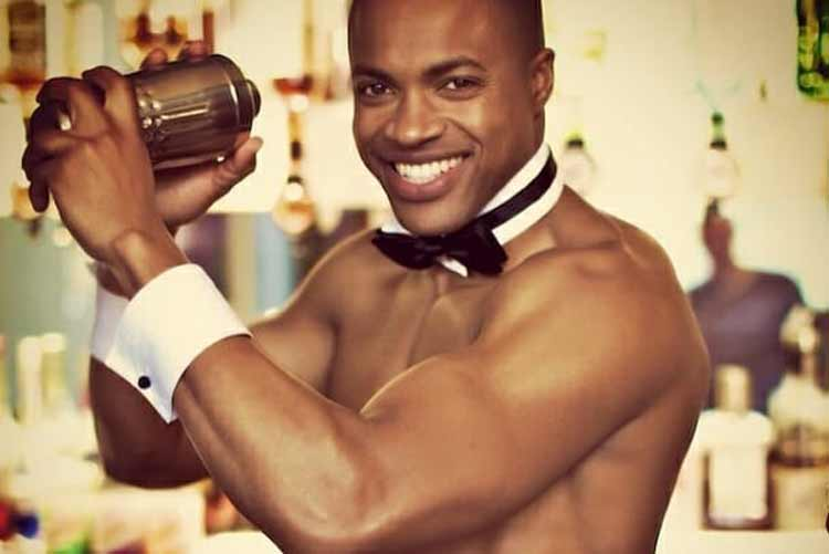 Butler In The Buff Newcastle for your hen weekend with hen Maximise