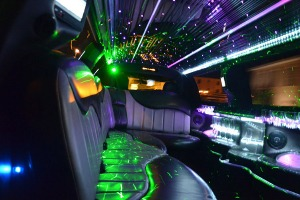 Lincoln Limo enterrement de vie de garçon Bucarest Crazy EVG