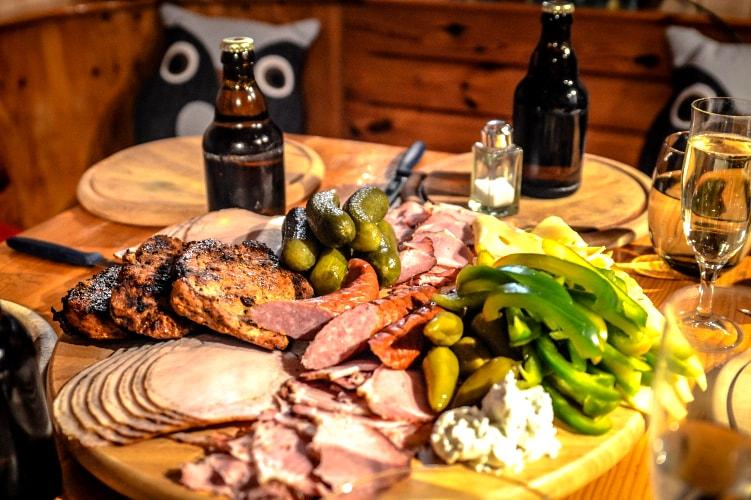 Traditionelles Abendessen   Bratislava   Junggesellinnenabschied