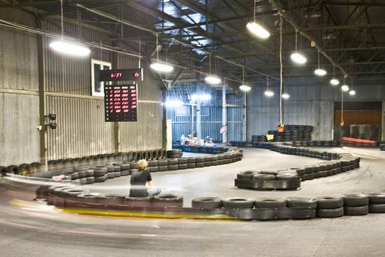 Karting Indoor Cracovie EVG