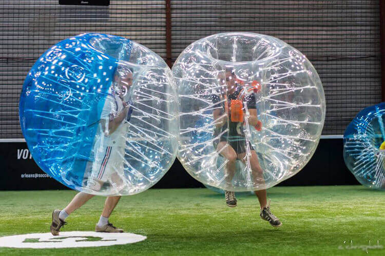 Bubble Football for my Bristol Stag Do | Maximise Stag Weekends