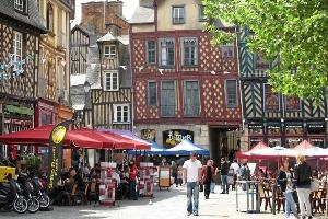 EVJF à Rennes | Enterrement de vie de jeune fille