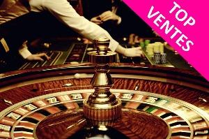 Enterrement de Vie de Garçon Deauville Crazy-evG Soirée Casino