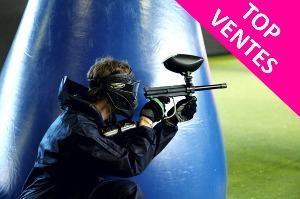 Paintball Indoor  pour mon EVG à Paris | Enterrement de vie de garçon | idée enterrement de vie de garçon | activité enterrement de vie de garçon | idée evg | activité evg