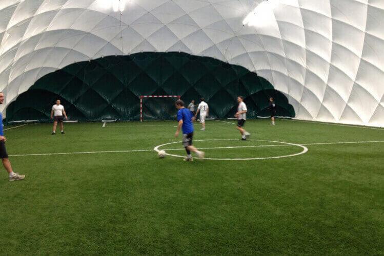 Hallenfussball für meinen JGA in Hamburg | Junggesellenabschied