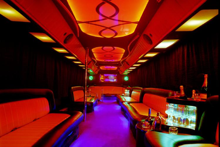 Bus Party  & Strip for my Stuttgart Hen Party | Maximise Hen Weekends