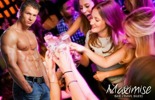 Bar Crawl Buffs Birmingham For your Maximise Hen Party