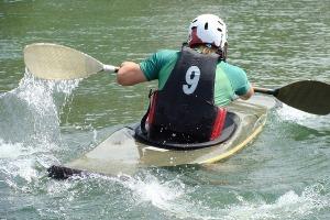 Kayaking für meinen JGA in Dublin | Junggesellenabschied