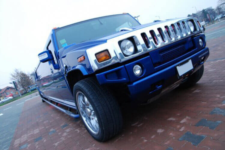 Hummer Airport Transfers for my Gdansk Hen Party   Maximise Hen Weekends