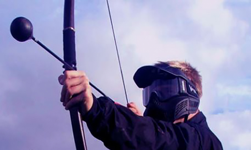 Combat Archery Newcastle for your stag weekend with stag Maximise