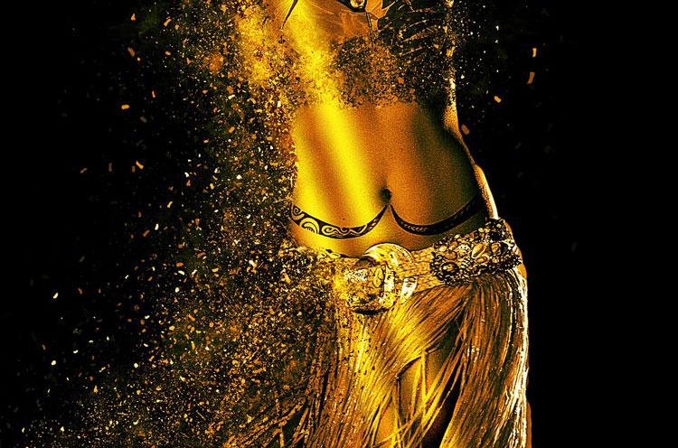 Belly Dancing Class for my Stuttgart Hen Party | Maximise Hen Weekends
