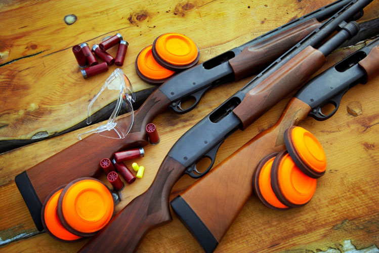 Clay Pigeon Shooting Manchester for your hen weekend with hen Maximise