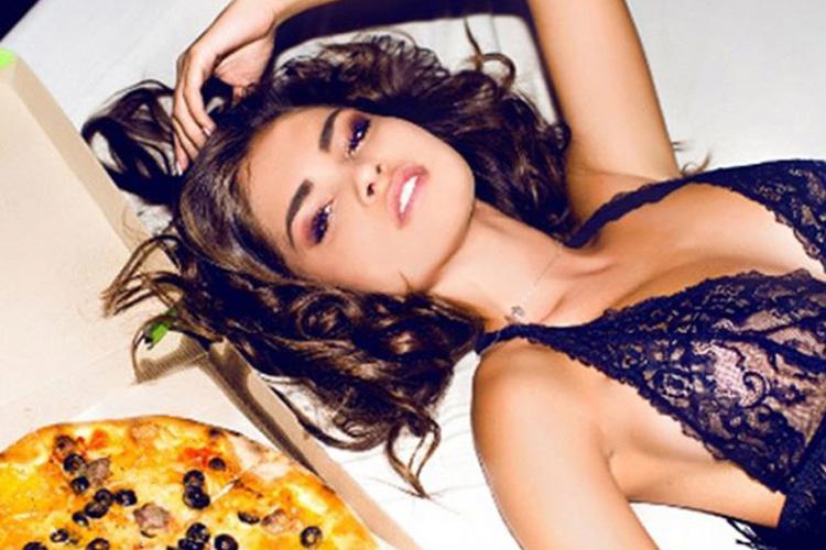 réveil sexy pizza, striptease, pizza, sexy réveil, evg, activité enterrement de vie de garçon