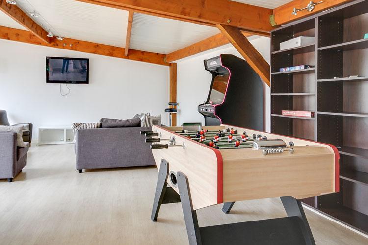 EVG villa Luigny Babyfoot