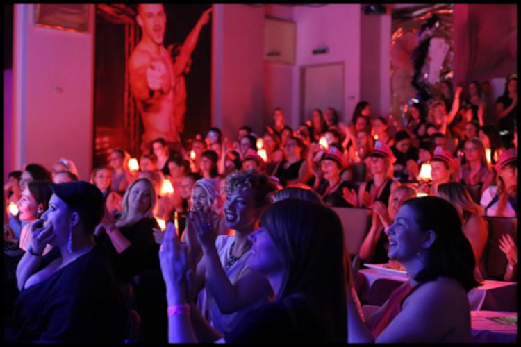 X-Rated Male Strip Show Berlin Hen Weekend, Table Dance Club, Berlin Hen Weekend ideas, Hen weekend activities Berlin, Berlin Nightlife