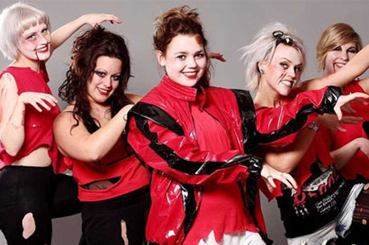 Thriller Dance Experience for my Brighton Hen Party | Maximise Hen Weekends