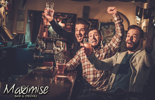 Bar & Drinks blackpool for your maximise stag party