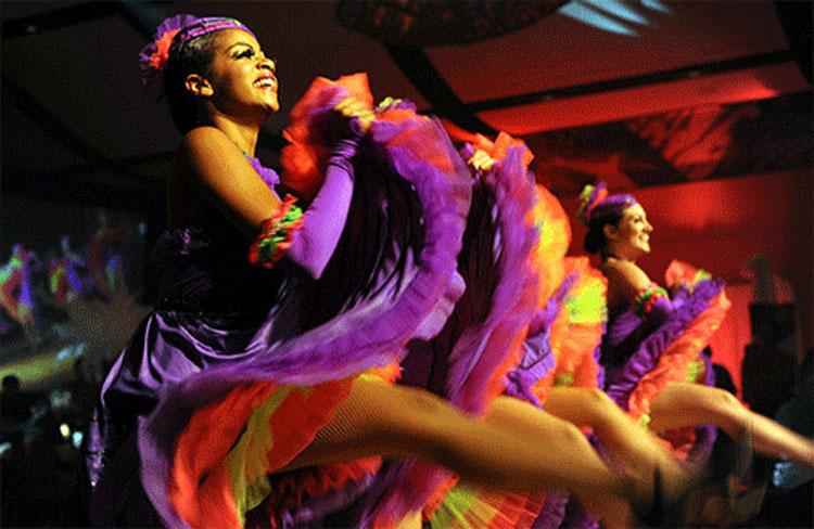 Can Can Dance Experience  for my Reading(Maximise) Hen Party | Maximise Hen Weekends