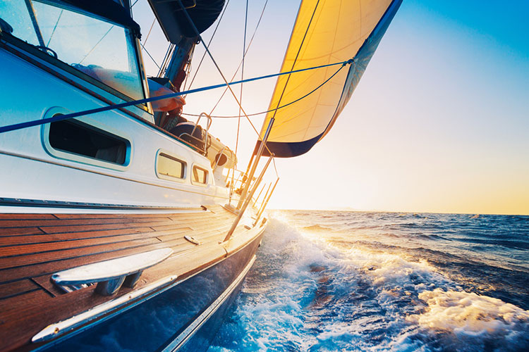 Overnight Sailing Accommodation