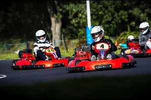 Outdoor Karting for my Newcastle Stag Do | Maximise Stag Weekends