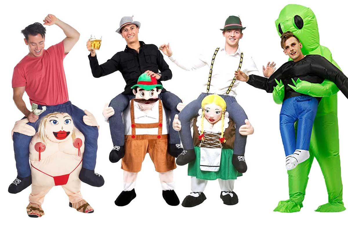 Mad Monday Costumes