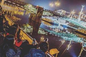 Croisière Fiesta  pour mon EVG à Prague | Enterrement de vie de garçon | idée enterrement de vie de garçon | activité enterrement de vie de garçon | idée evg | activité evg