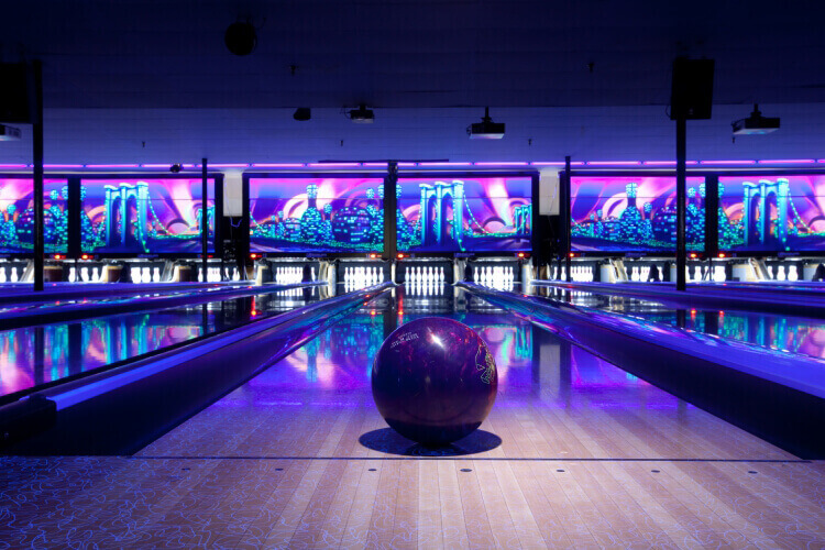Bowling for my Gdansk Hen Party | Maximise Hen Weekends