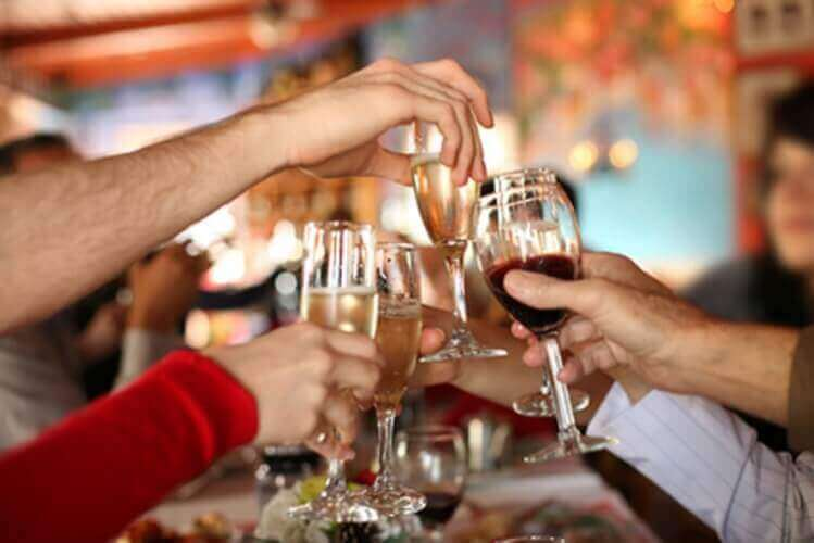 Dinner & Club for my Stuttgart Hen Party | Maximise Hen Weekends