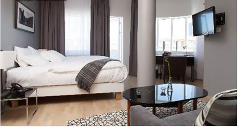 4 Star Apartments Nottingham