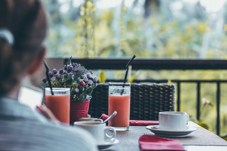 Terrace Lunch Madrid Hen Weekend