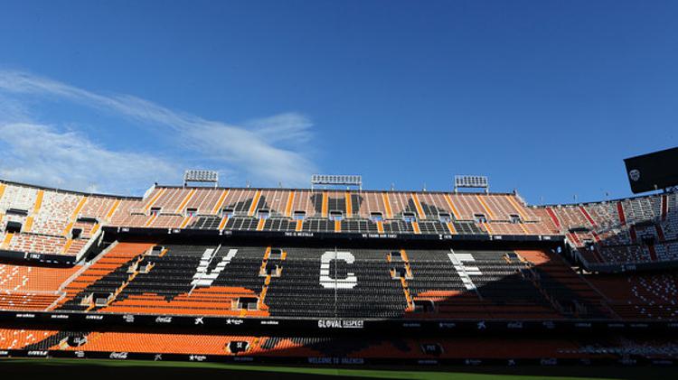 Valencia FC Stadium Tour Maximise