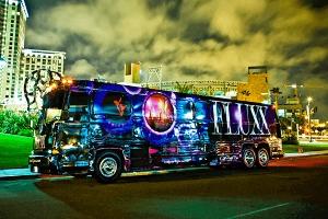 Party Bus für meinen JGA in Varsovie | Junggesellenabschied