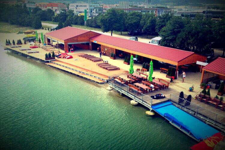 Wakeboard   Bratislava   Junggesellinnenabschied