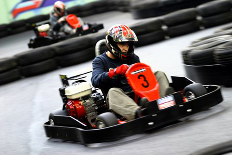 karting interieur