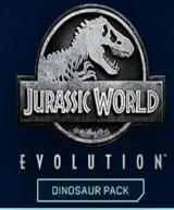 Jurassic World Evolution - Deluxe Dinosaur Pack