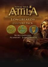 Total War: Attila- Longbeards Culture Pack (DLC)