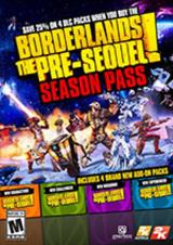 Borderlands: The Pre-Sequel - Season Pass (DLC)