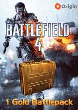 Battlefield 4: (Gold Battlepack DLC)