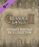 Crusader Kings II - Ultimate Portrait Pack Collection (DLC)