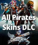 BATTLECREW™ Space Pirates - All Pirates Skins DLC