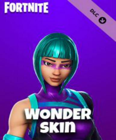 Fortnite Wonder Skin Epic Games