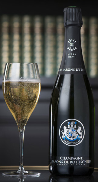Champagne Barons de Rothschild Extra Brut
